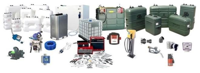 accesorios adblue, kit adblue, bomba adblue, instalacion adblue